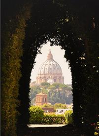 rome keyhole