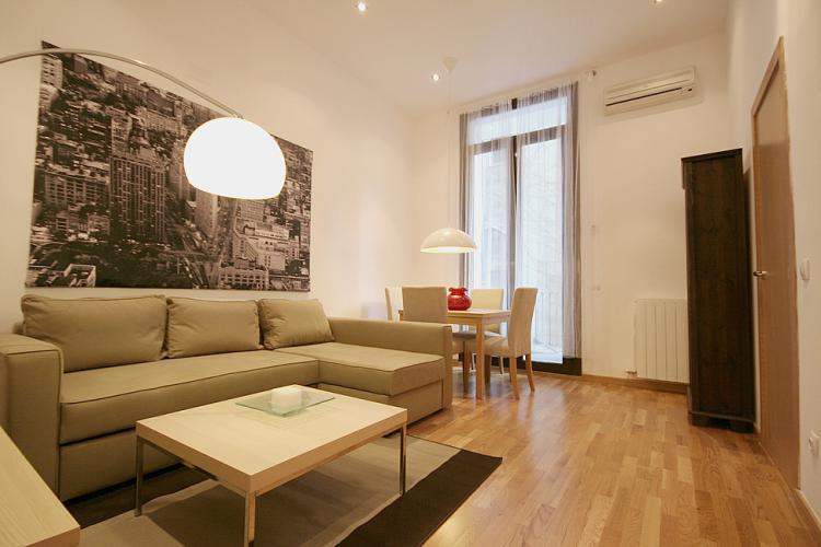 Barcelona Apartment-K