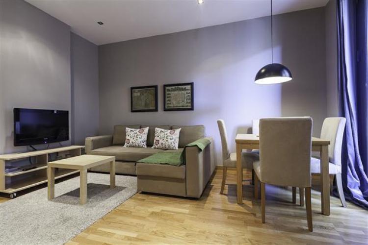 Barcelona Apartment Charming-LR