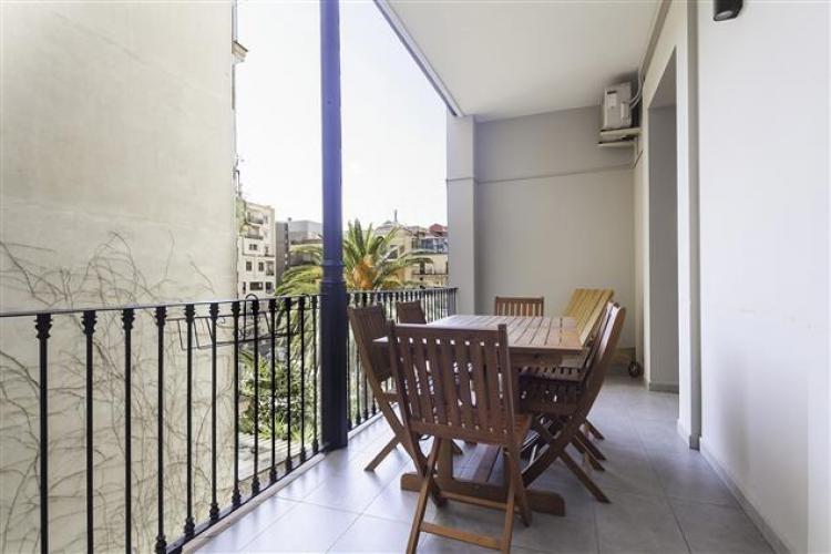 Barcelona Apartment Charming-Balcony