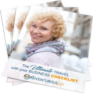 The Ultimate Travel with Your Business Checklist