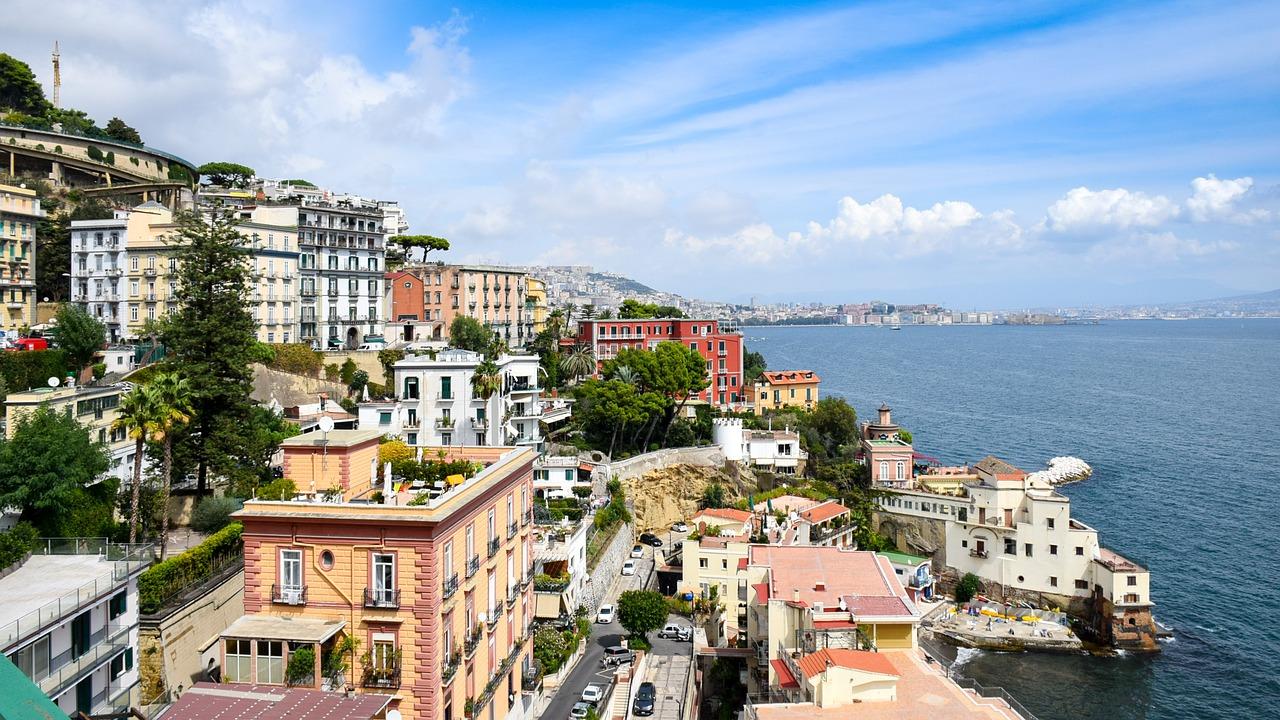 Adventurous Life in Naples, Italy